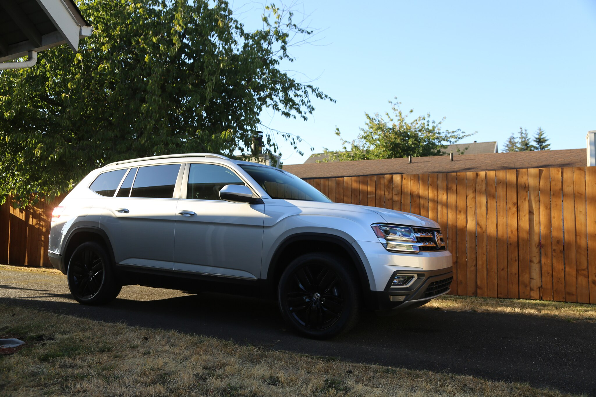 Quick Take: 2018 Volkswagen Atlas SEL 4Motion | Automobile Magazine