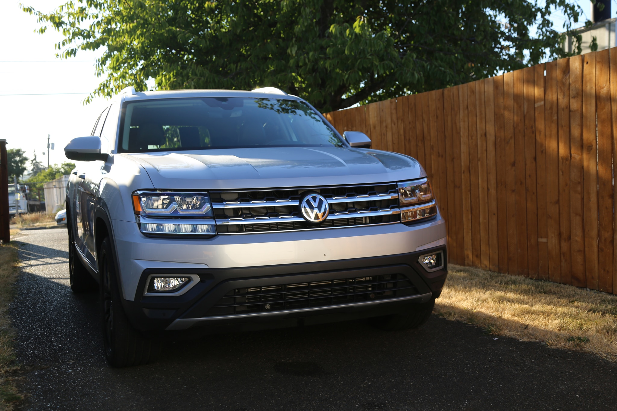 Quick Take: 2018 Volkswagen Atlas SEL 4Motion   Automobile Magazine