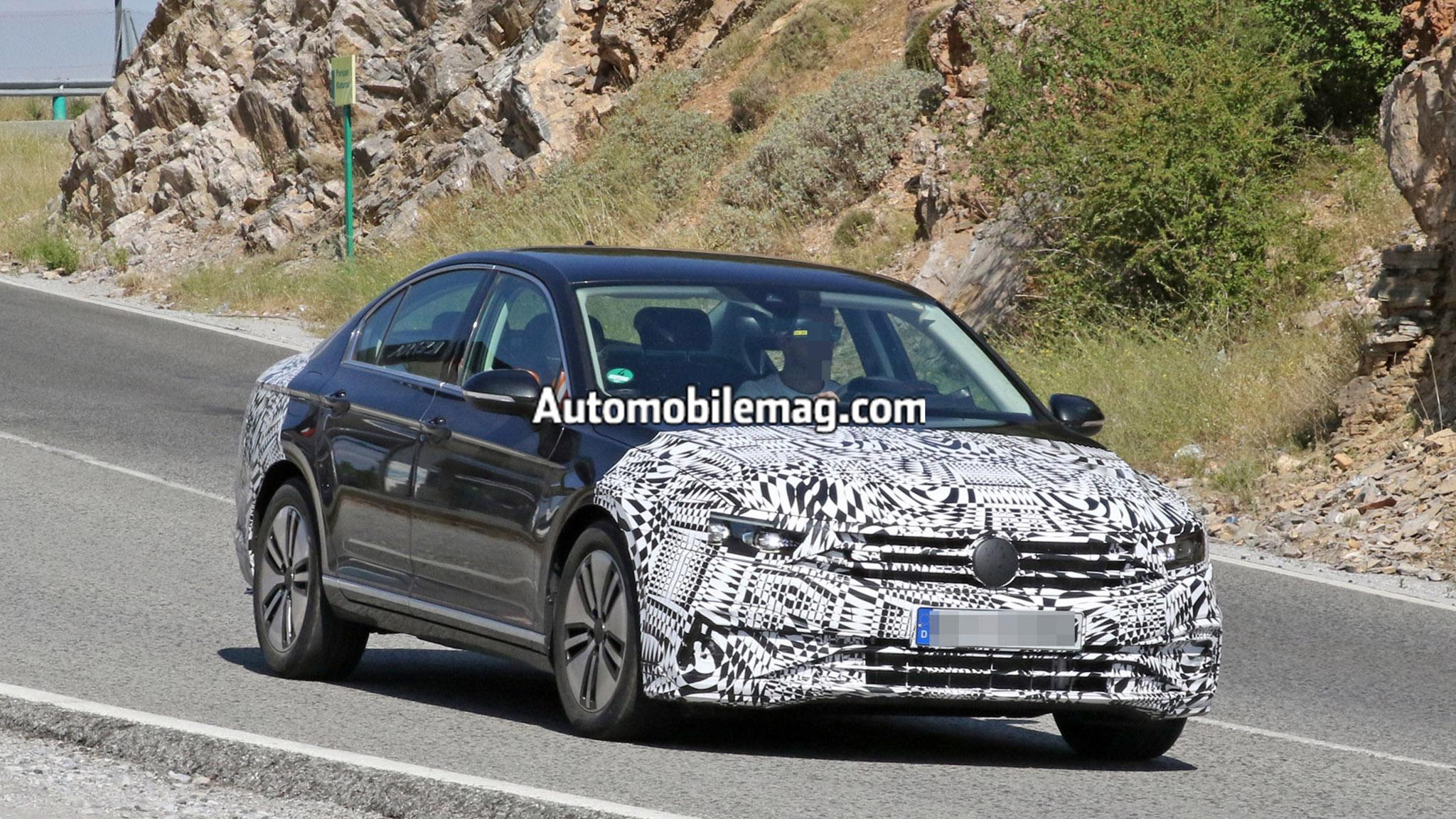 VW Passat Facelift 3