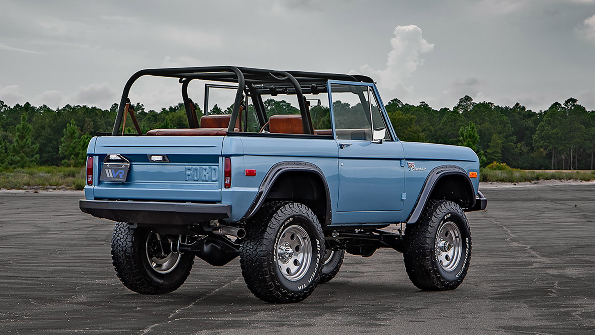 1973 Ford Bronco by Velocity Restorations | Automobile ...