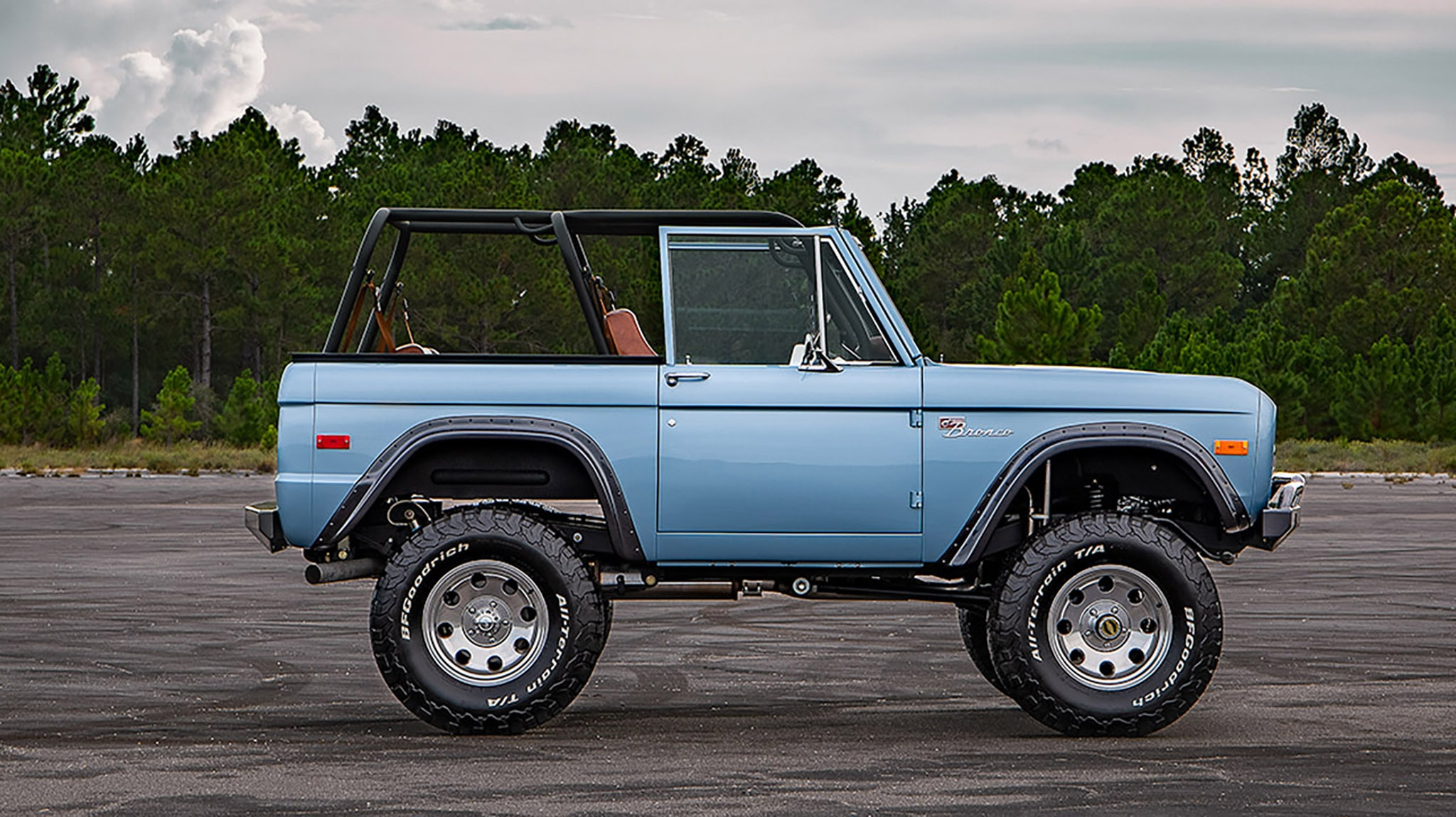 1973 Ford Bronco By Velocity Restorations Automobile