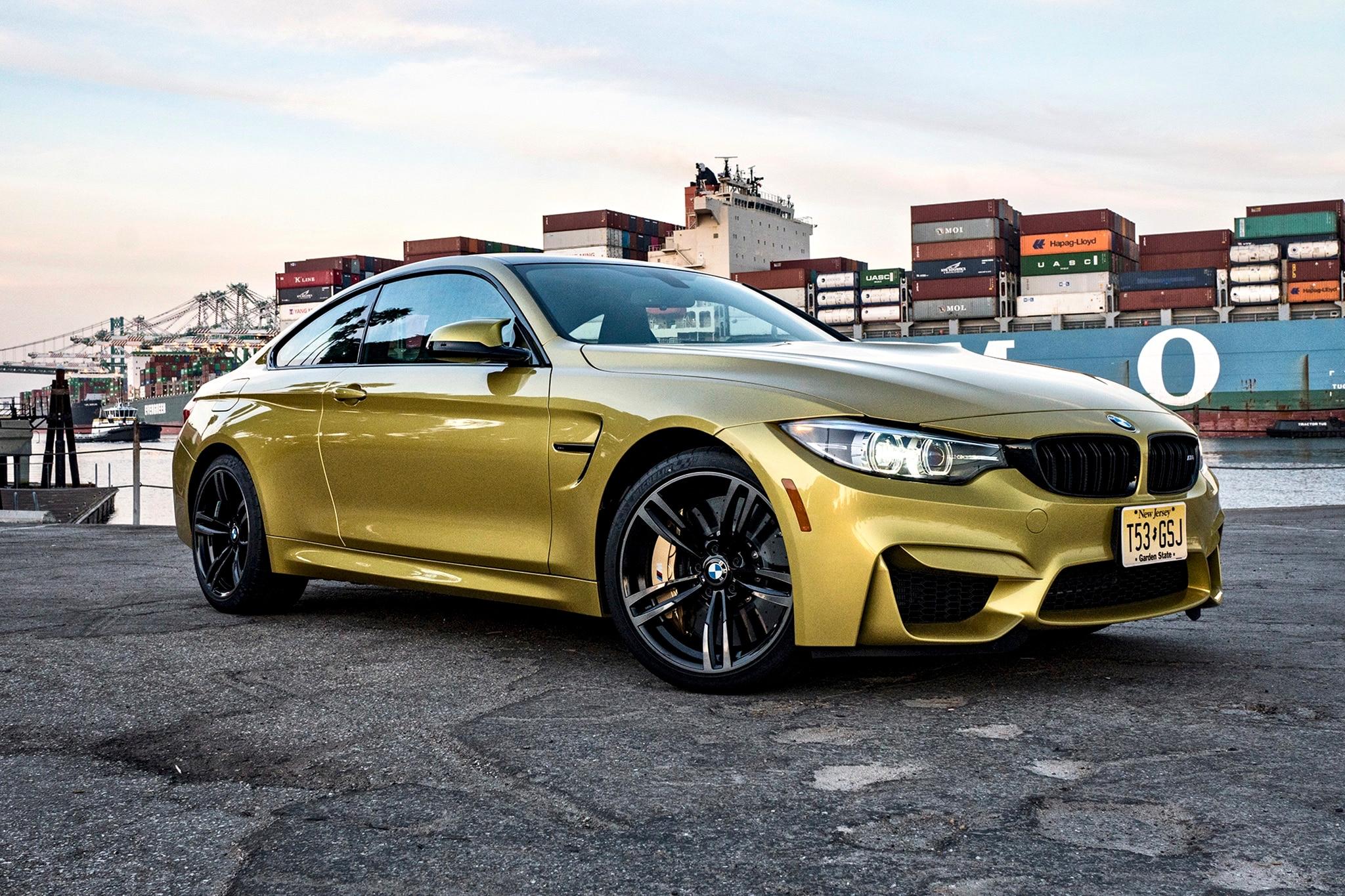 2018 BMW M4 38