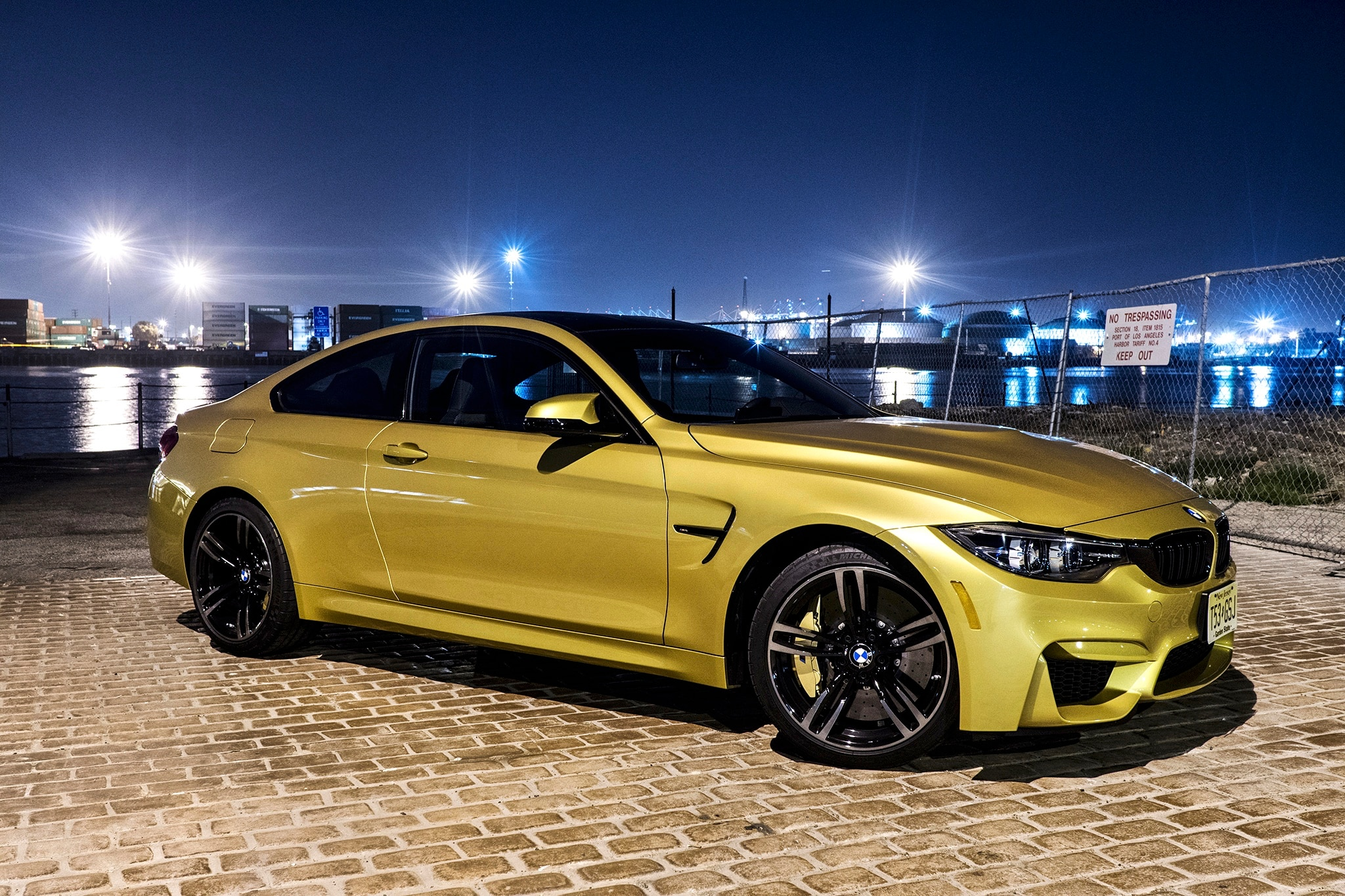 One Week With 2018 Bmw M4 Competition Automobile Magazine