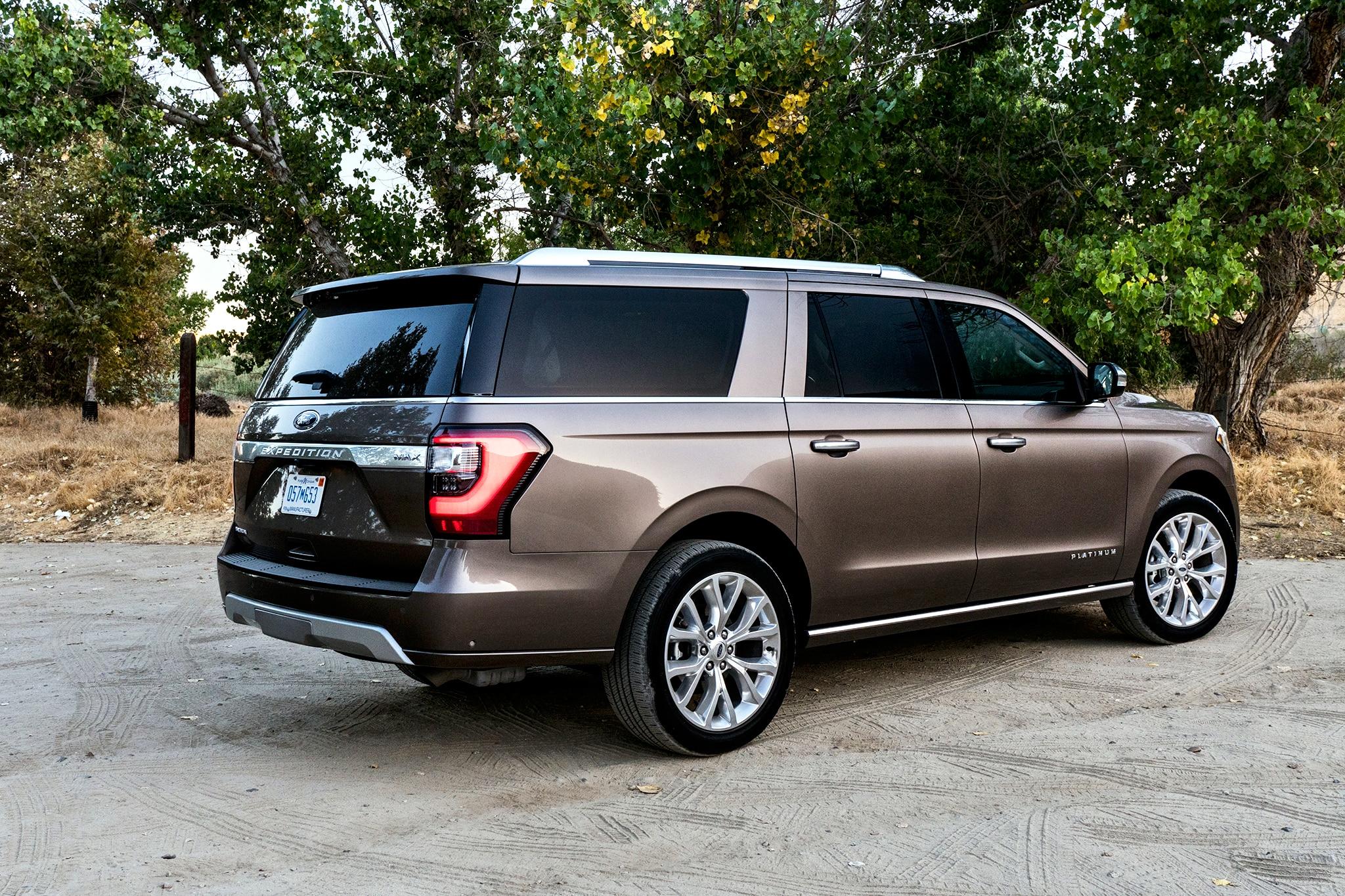 2018 Ford Expedition Platinum Max 85