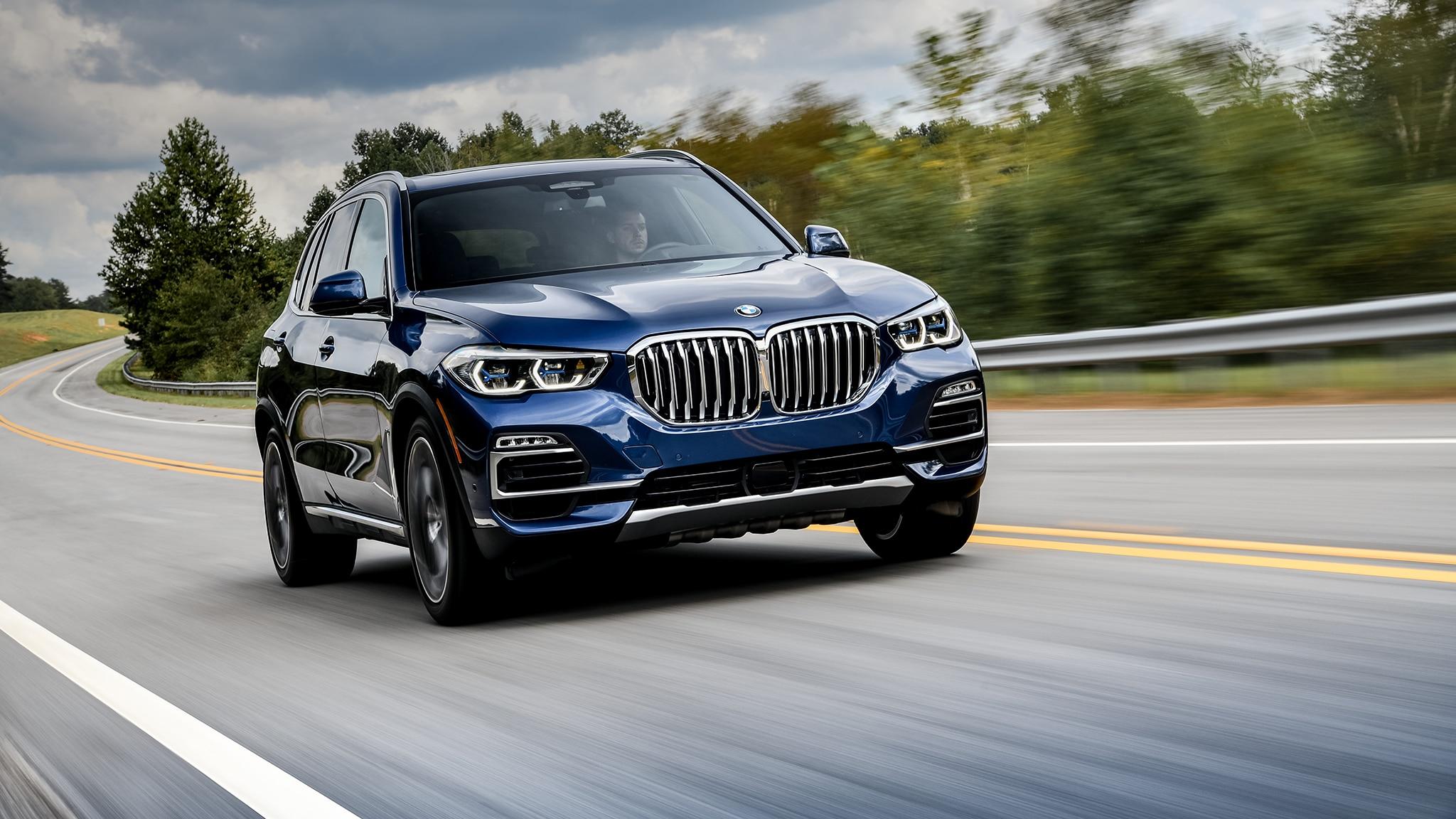 2019 BMW X5 40i XLine 13