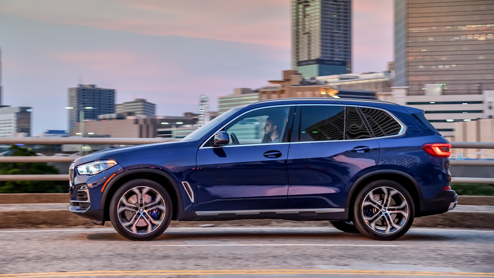 2019 Bmw X5 40i Xdrive First Drive Automobile Magazine