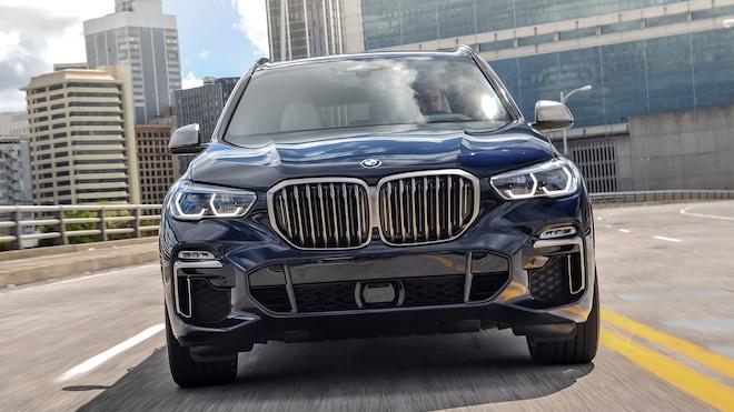2019 BMW X5 M50d 14