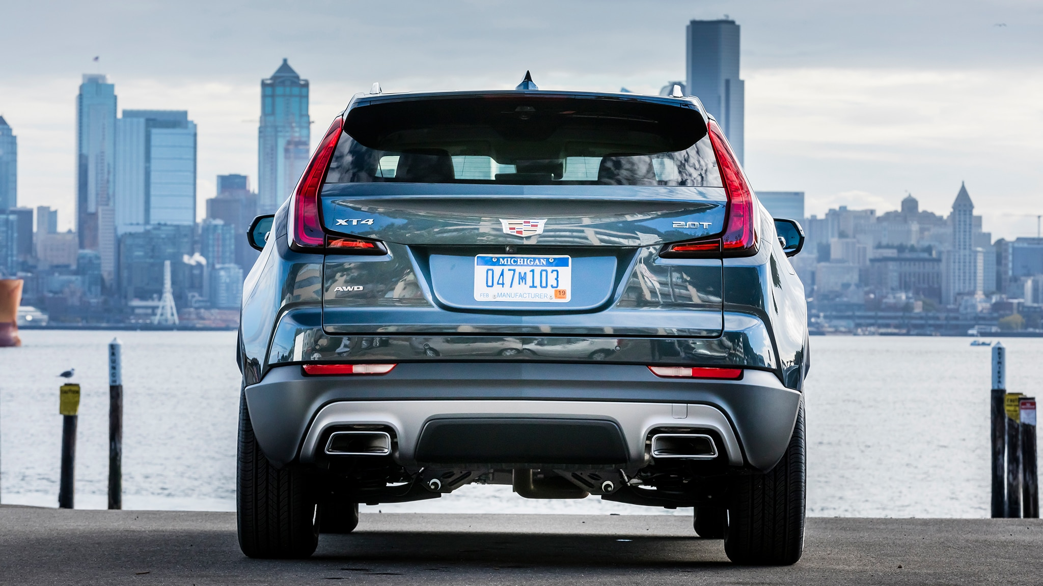 2019 Cadillac Xt4 First Drive Review Automobile Magazine