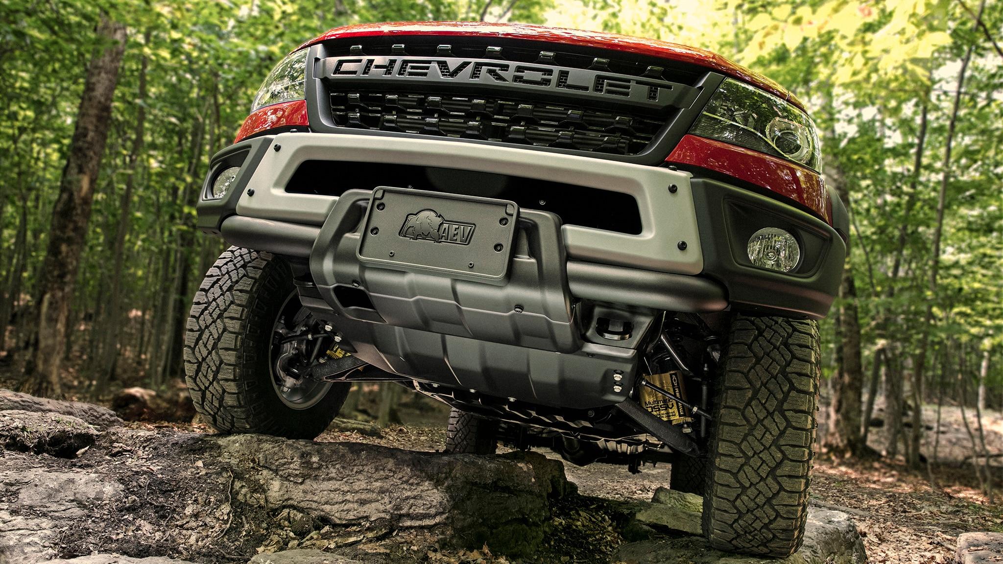 2019 Chevrolet Colorado ZR2 Bison Revealed | Automobile ...