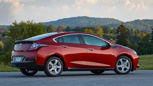 2019 Chevrolet Volt And Bolt EV 17