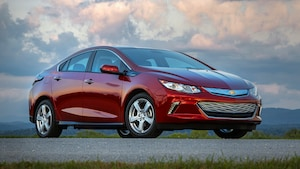 2019 Chevrolet Volt And Bolt EV 18
