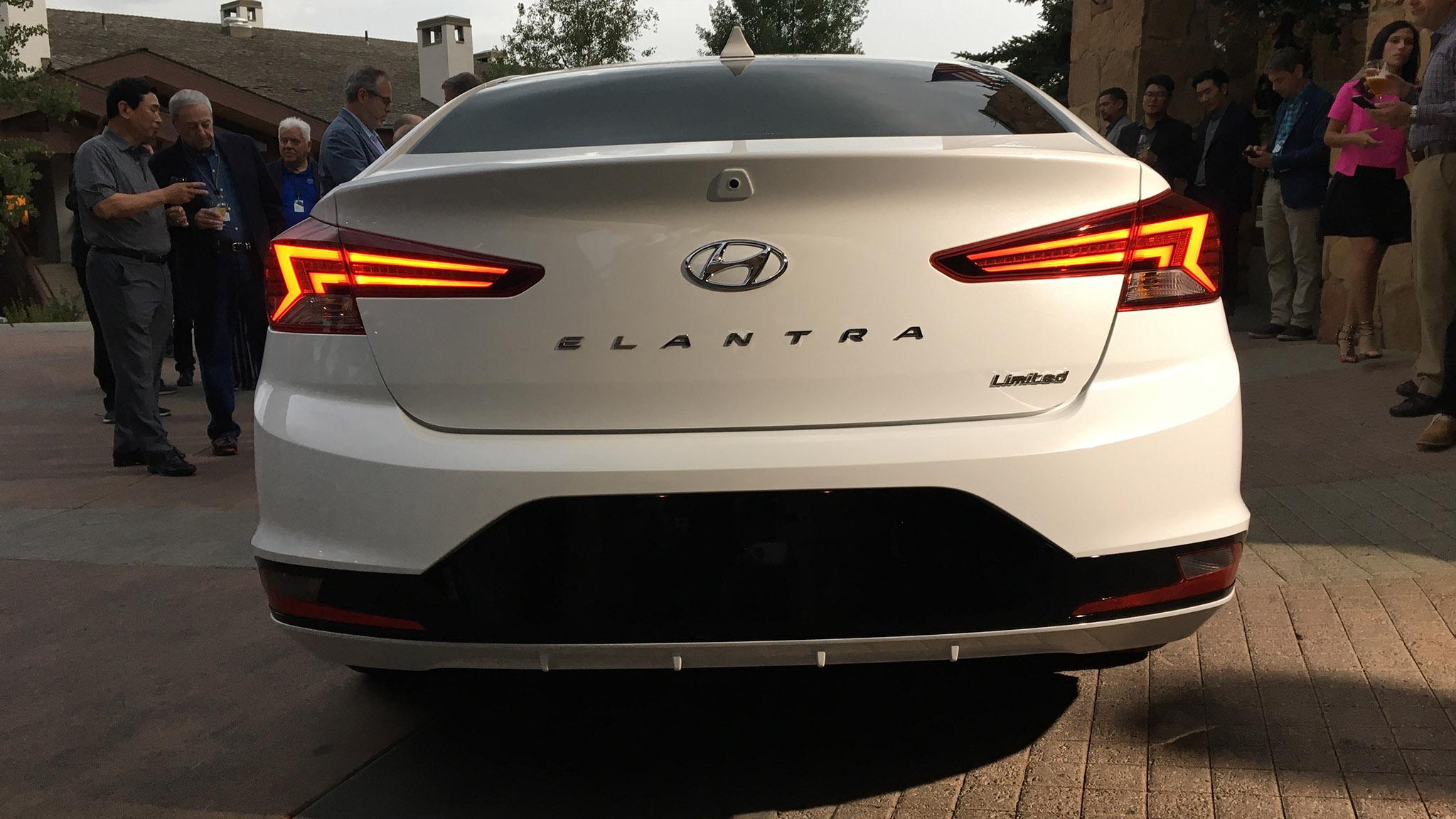 2019 Hyundai Elantra Starts At 17 985 Automobile Magazine