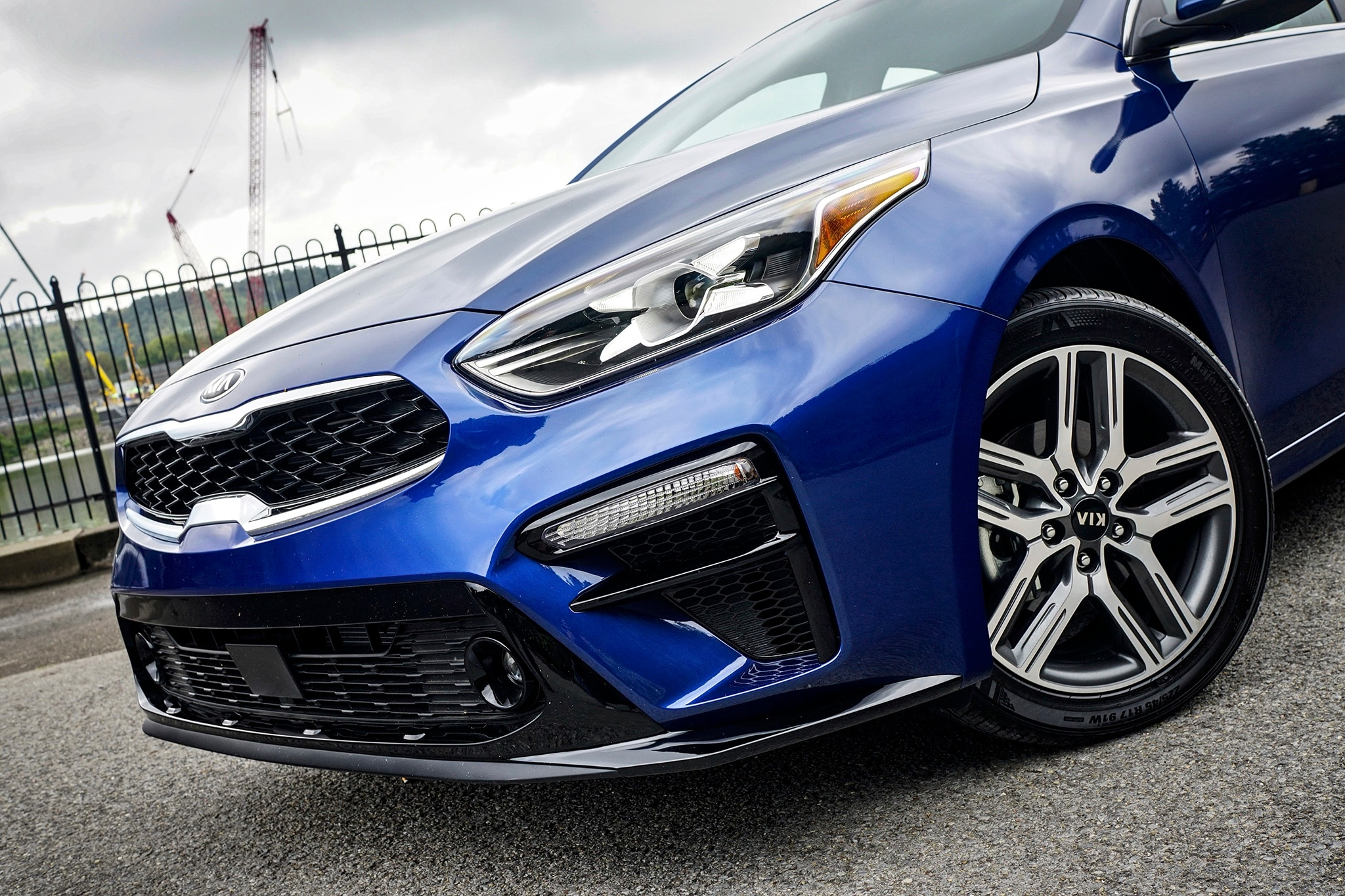 2019 Kia Forte First Drive Review Automobile Magazine
