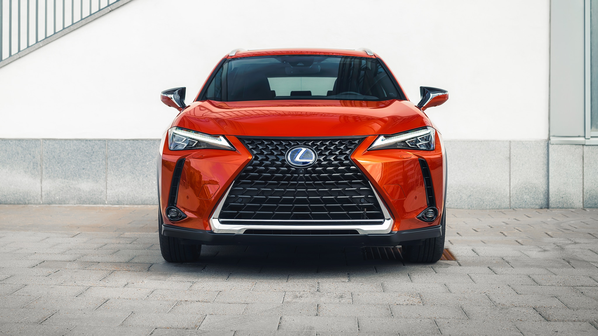 2019 lexus ux first drive review automobile magazine. Black Bedroom Furniture Sets. Home Design Ideas