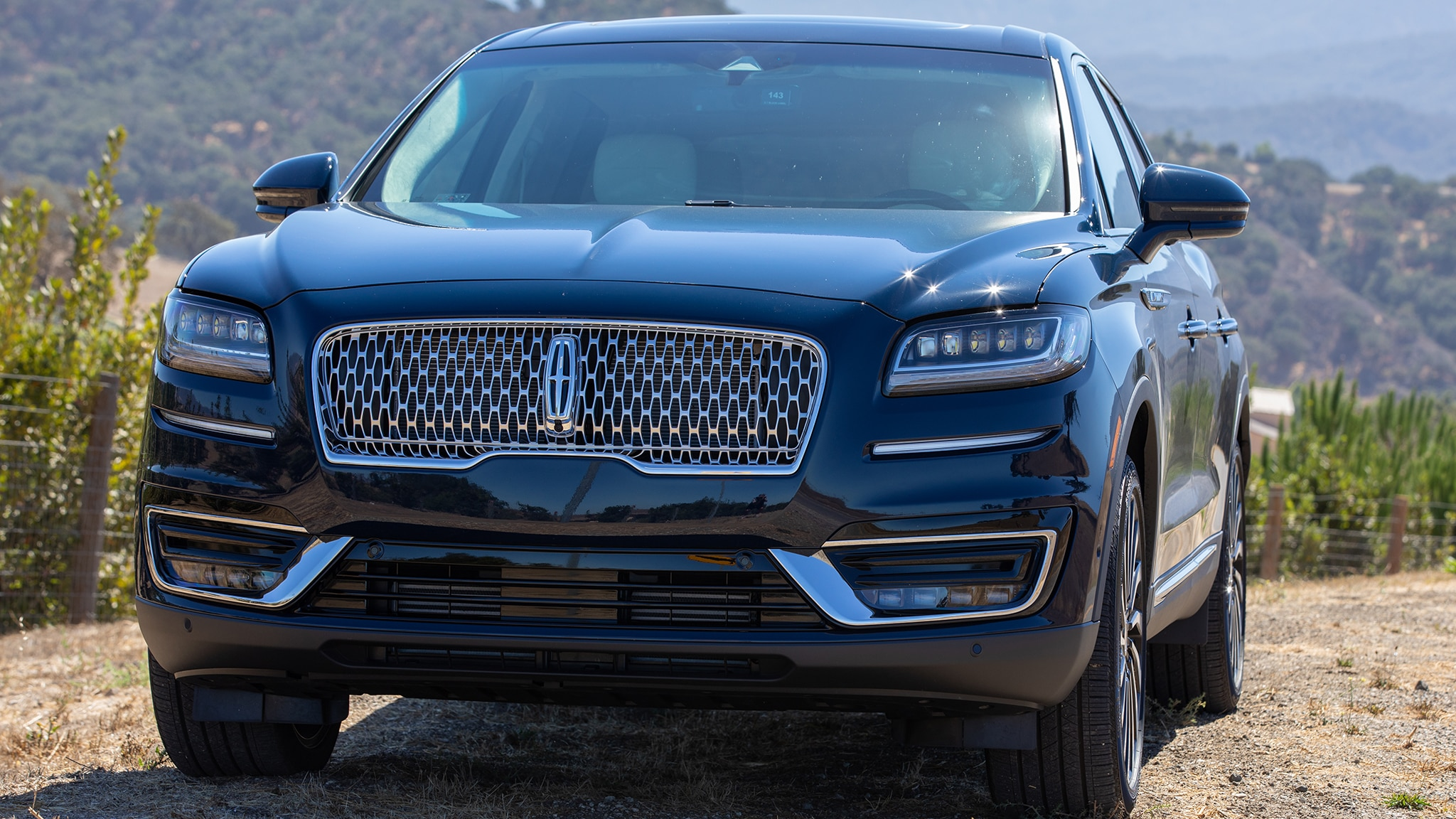 2019 Lincoln Nautilus First Drive Review Automobile Magazine