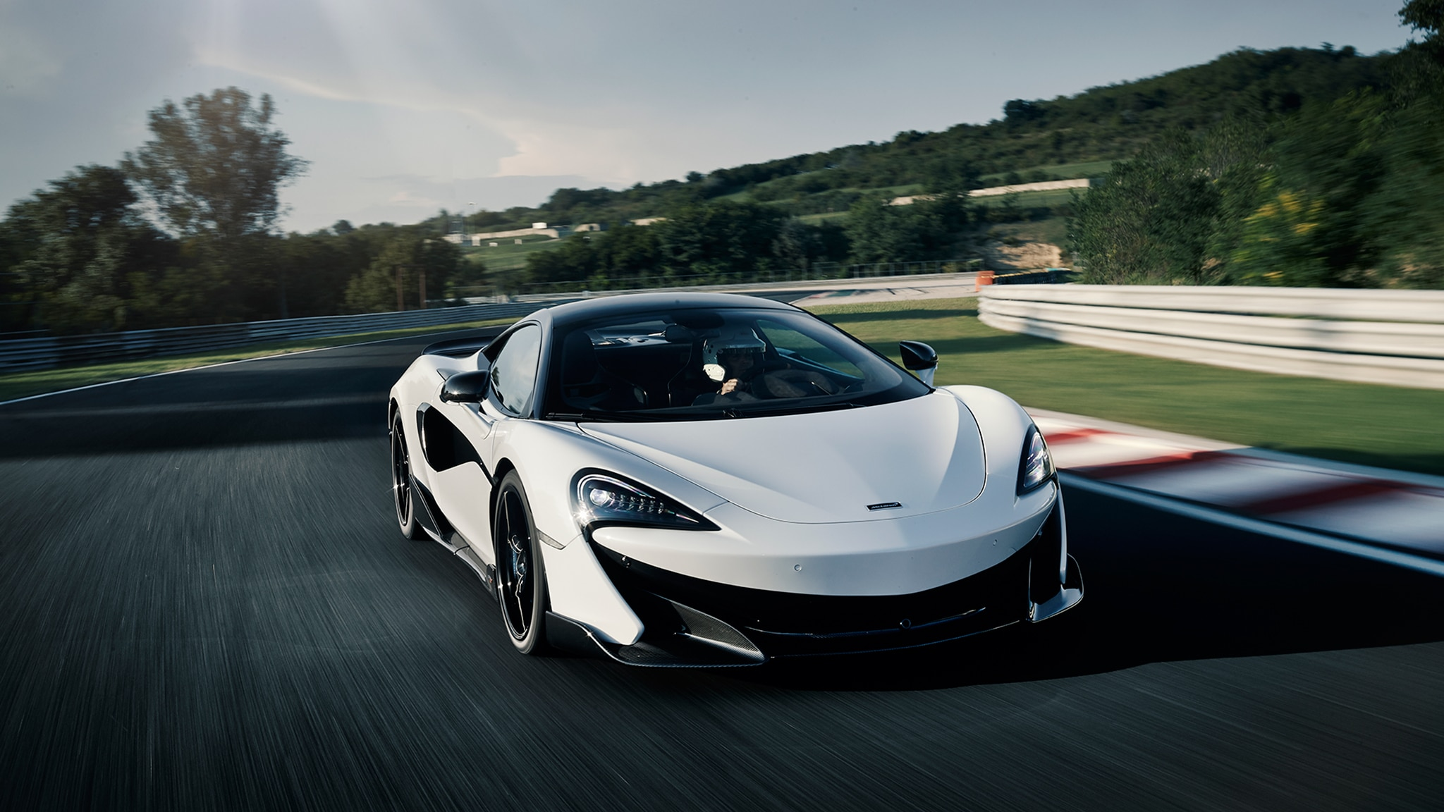 2019 Mclaren 600lt First Drive Review Automobile Magazine