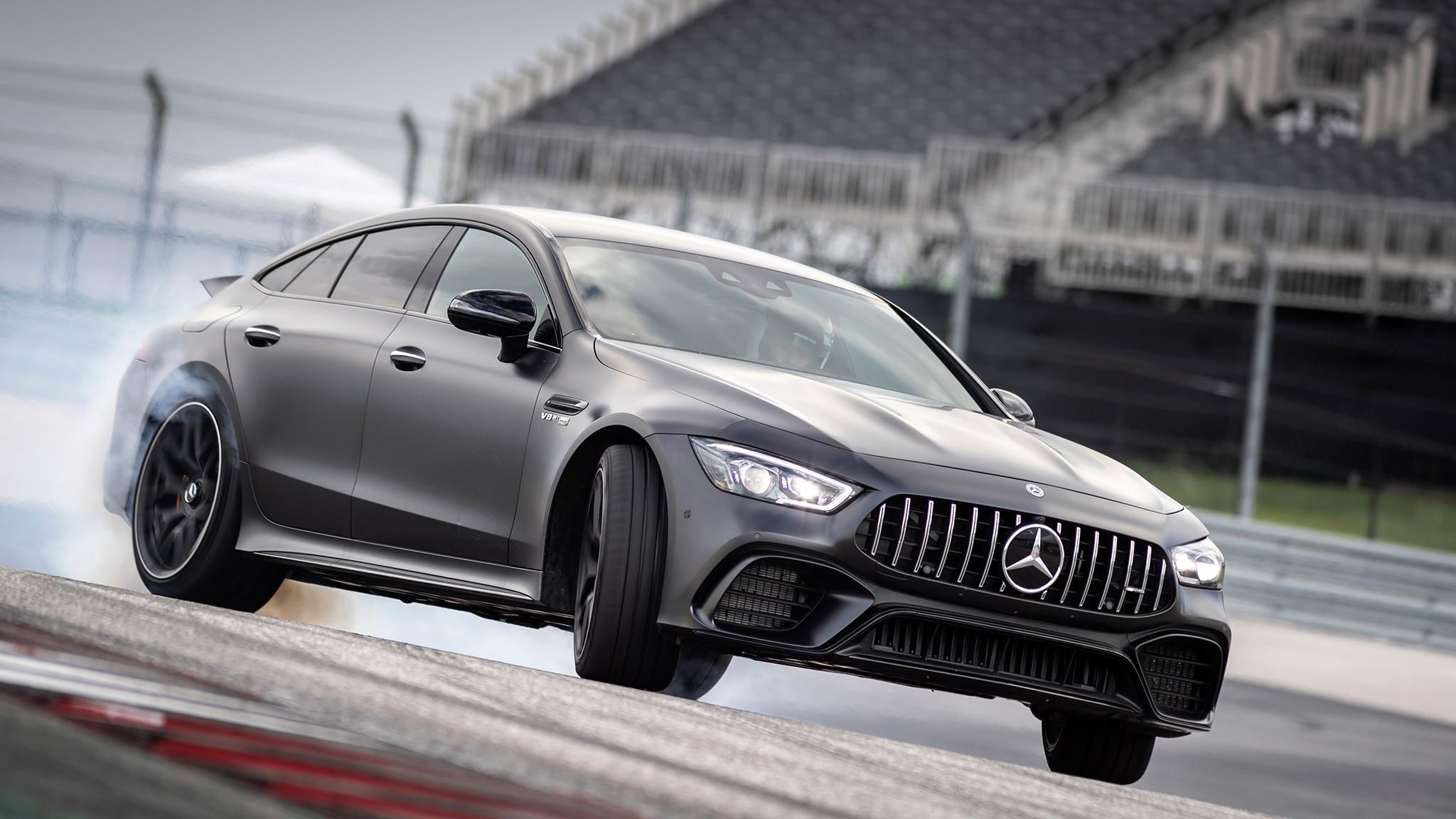 2019 Mercedes-AMG GT 4-Door First Drive Review ...