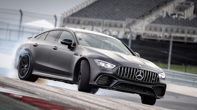 2019 Mercedes AMG GT 63 S 4 Door Coupe 108
