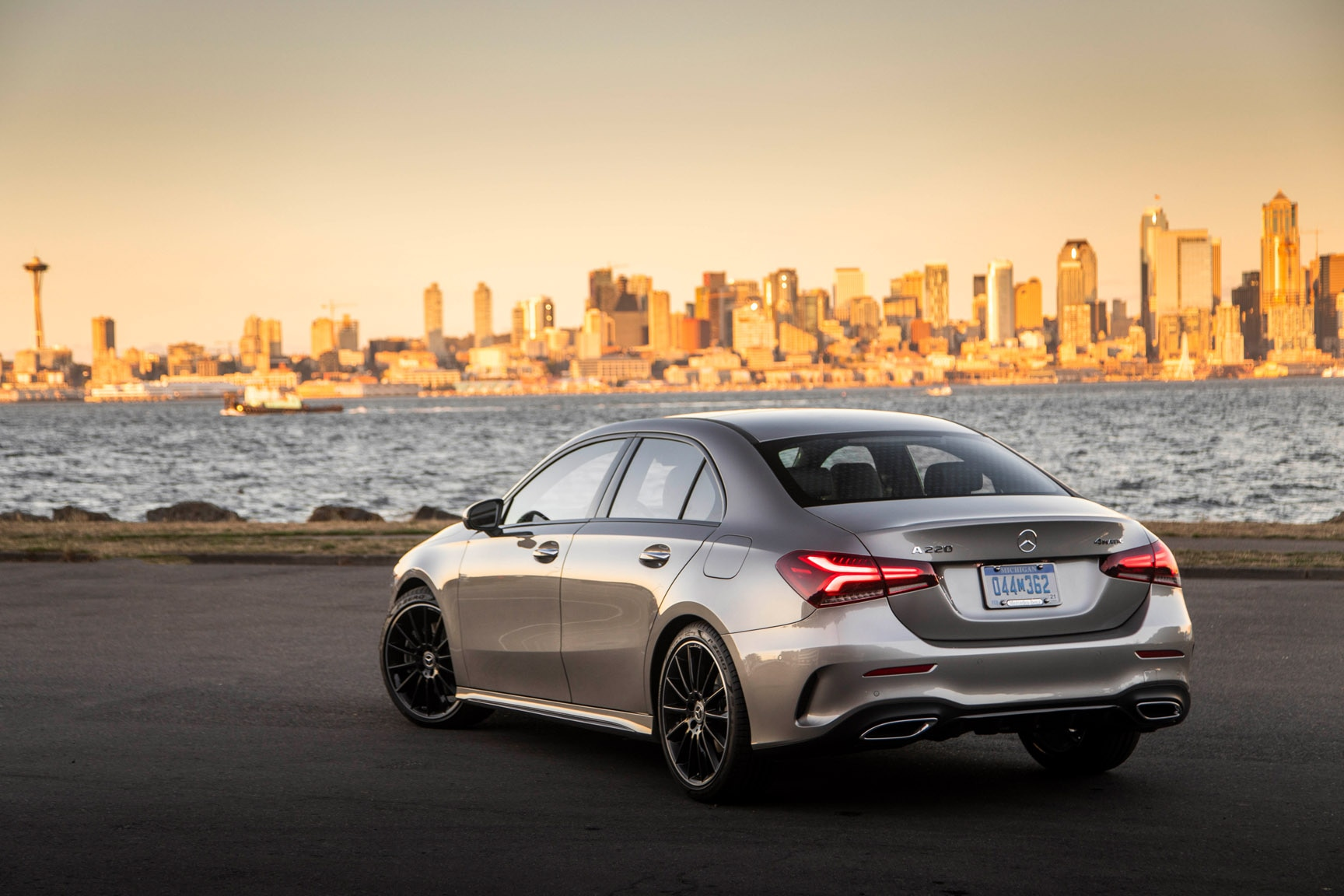 2019 Mercedes Benz A220 First Drive Review Automobile