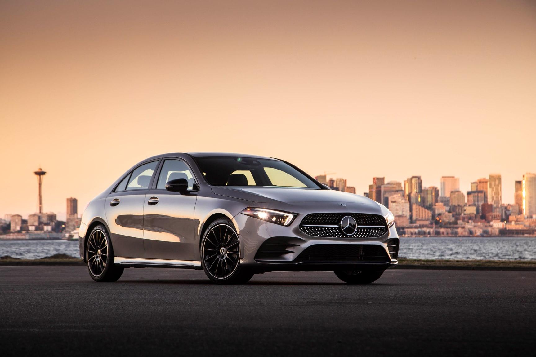2019 Mercedes-Benz A220 First Drive Review