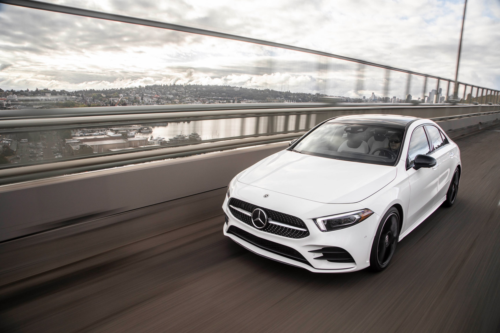 2019 Mercedes-Benz A220 First Drive Review | Automobile ...