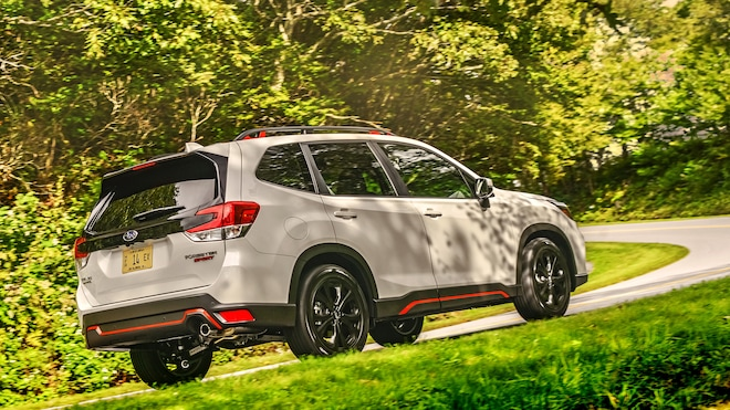2019 Subaru Forester First Drive Review | Automobile Magazine