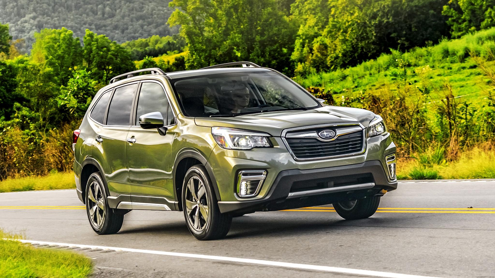 2019 Subaru Forester 37