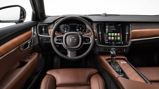 2019 Volvo V90 Four Seasons Introduction | Automobile Magazine