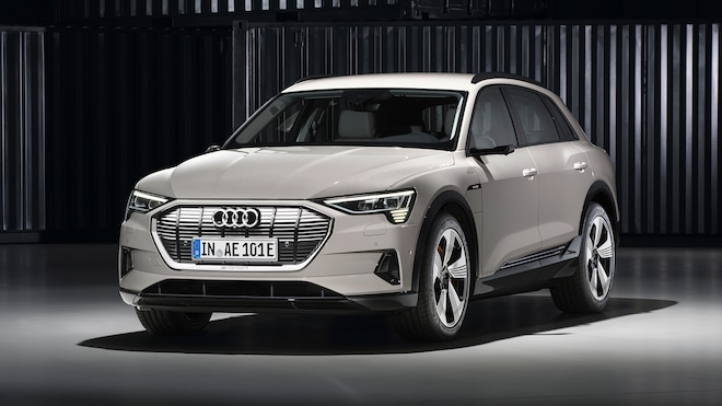 2020 Audi Q6 Rumors, E-Tron, Release Date >> 2019 Audi E Tron All Electric Suv Officially Revealed