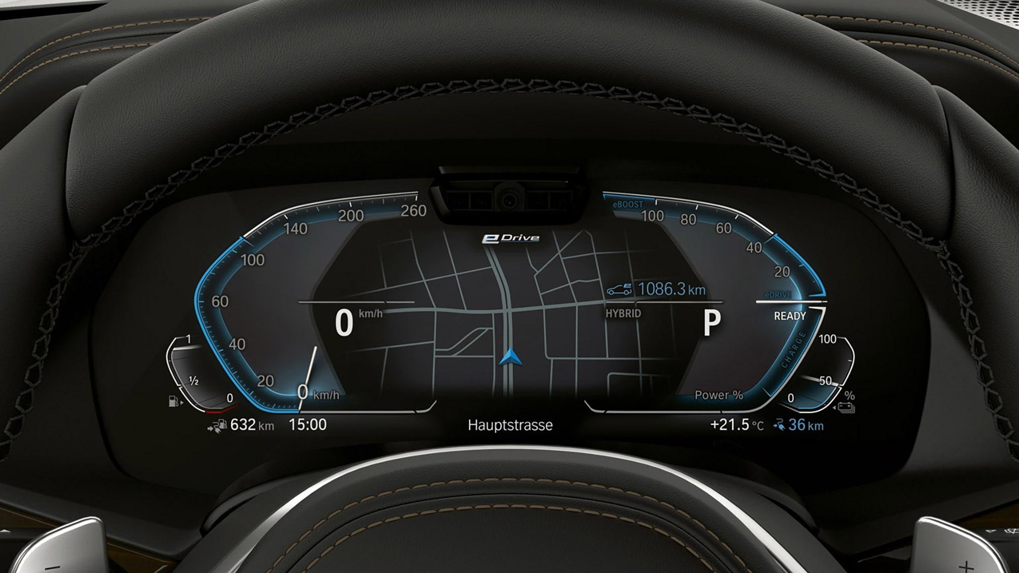 2021 BMW X5 xDrive45e iPerformance Plug-In Hybrid Planned ...