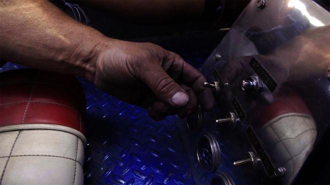 Evel Knievel's Formula 1 Dragster Rides Again   Automobile Magazine