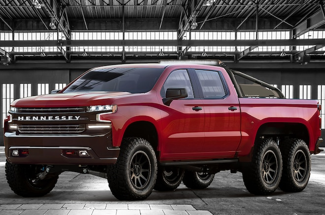 HENNESSEY GOLIATH 6X6 1 Red Front Hero