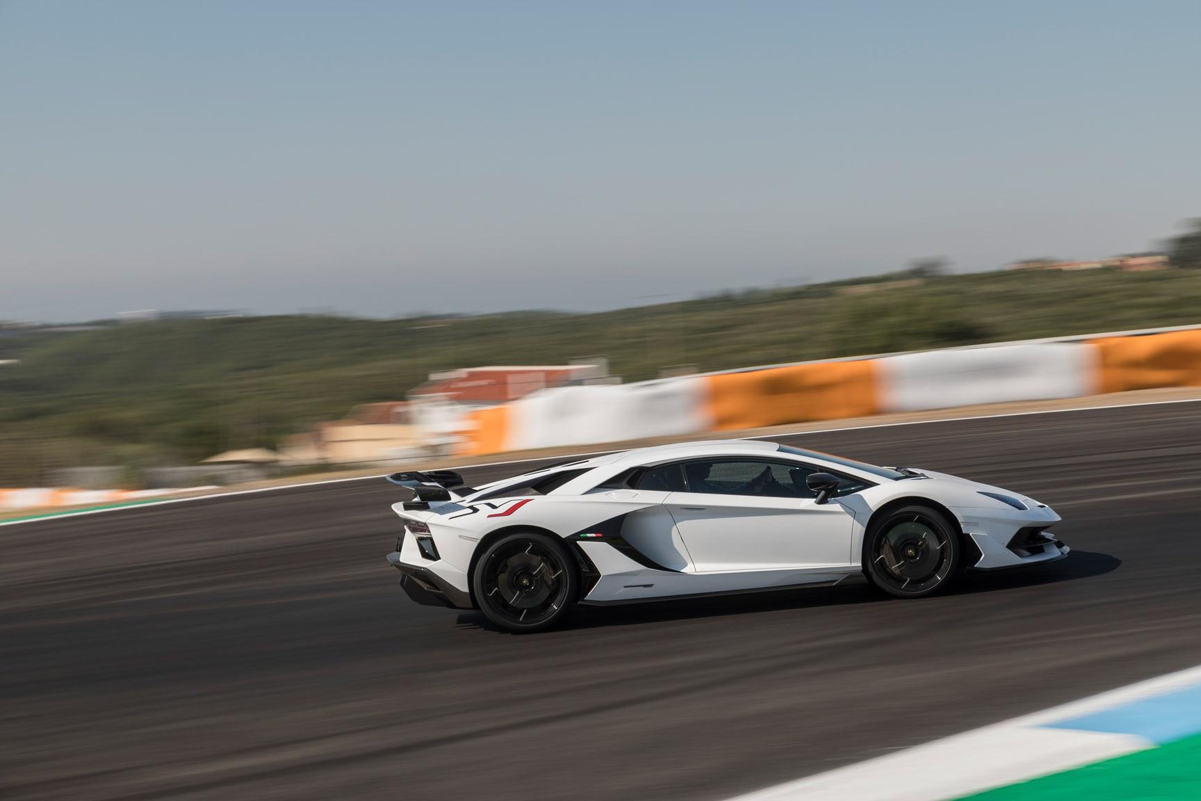 2019 Lamborghini Aventador Svj First Drive Automobile