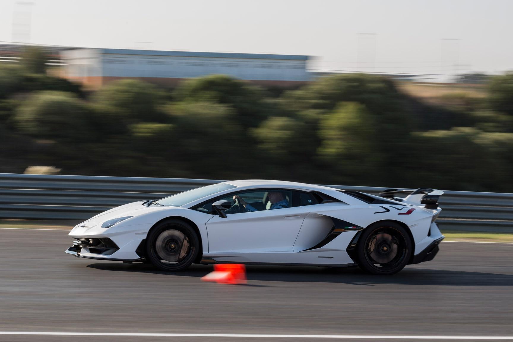 2019 Lamborghini Aventador Svj First Drive Automobile Magazine