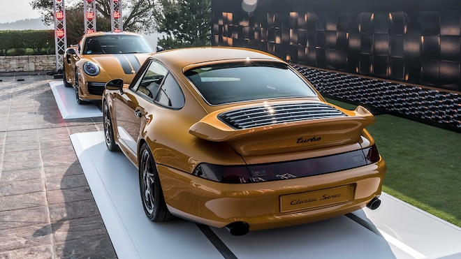 How Porsche Created a Built-from-Scratch 993 Turbo   Automobile Magazine