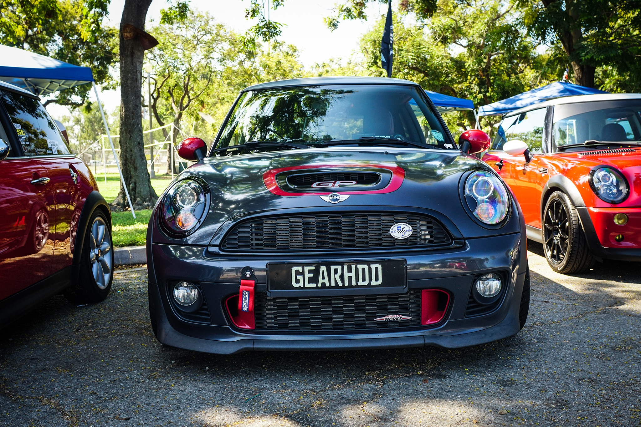 Mini Treasures At The Stancemini Car Club Meet Automobile Magazine