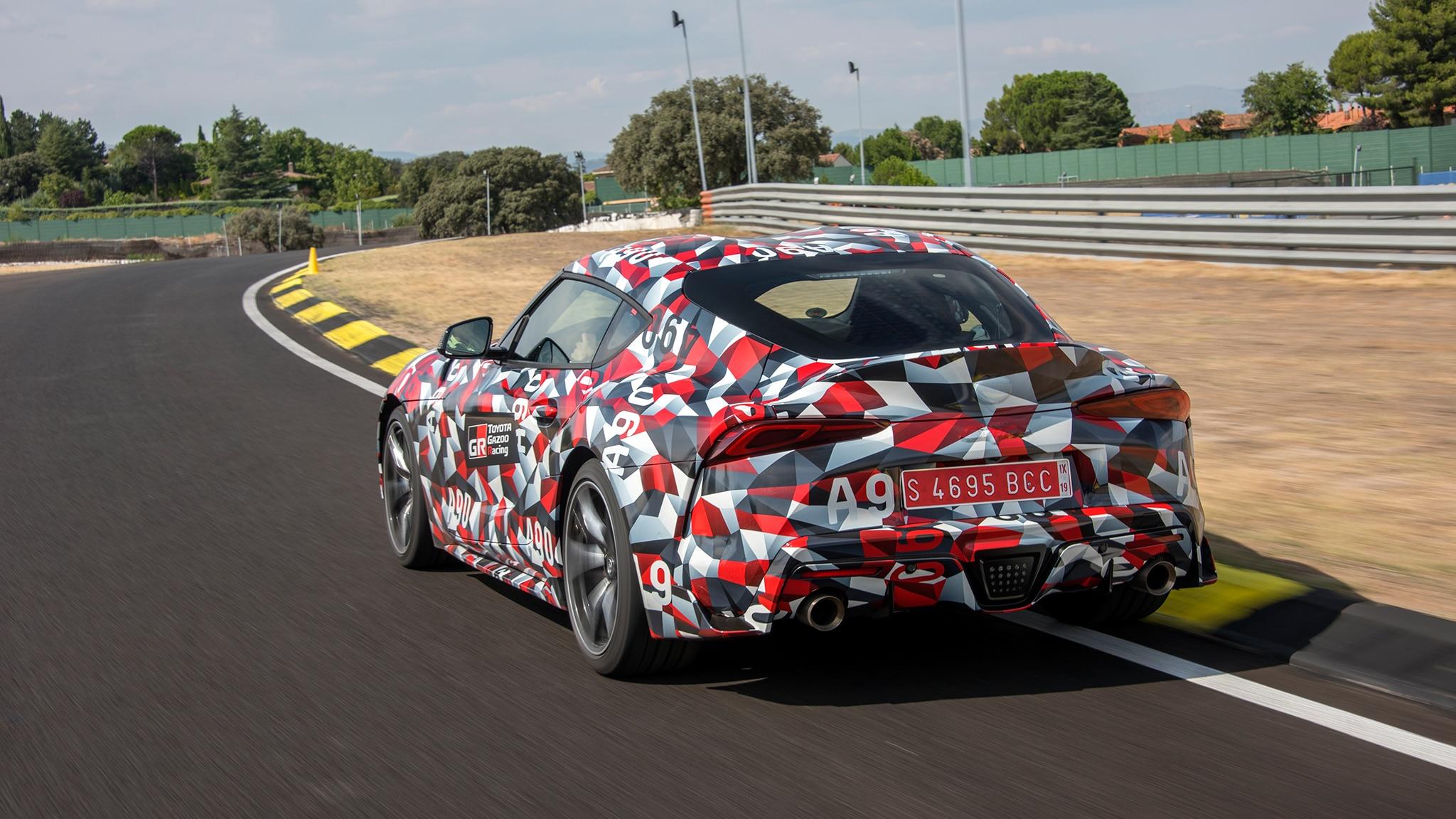 2020 Toyota Supra First Drive Review | Automobile Magazine