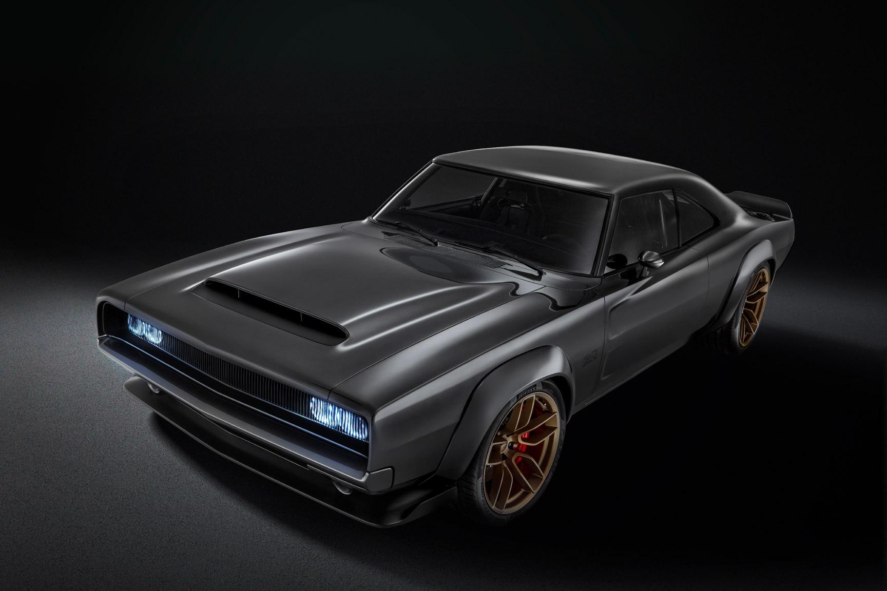 1968 Dodge Super Charger Concept 1 2