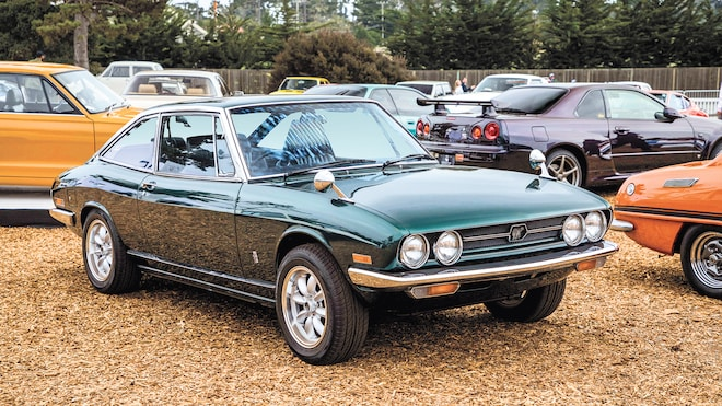 Classic Japanese Cars Star In The First Japanese