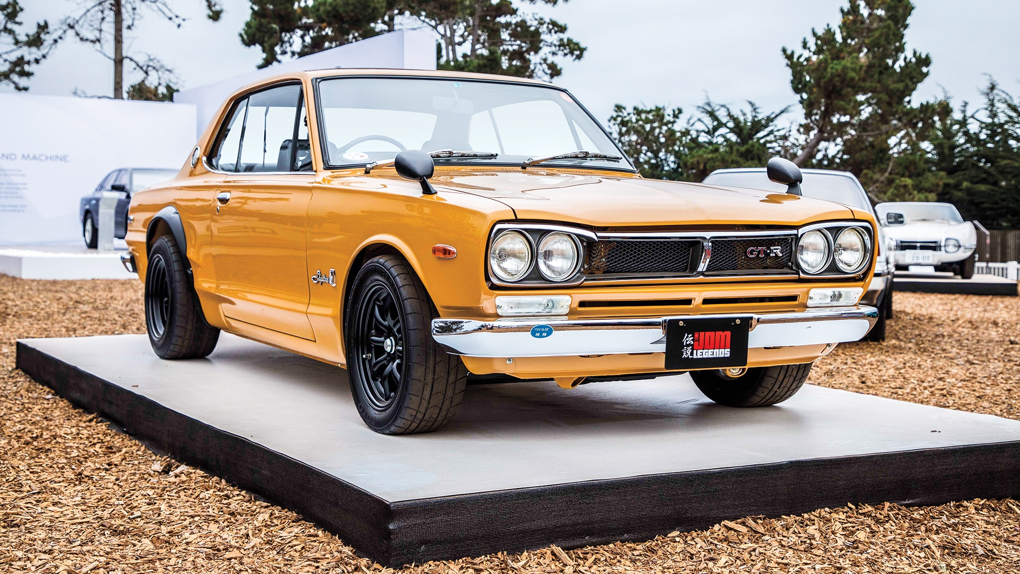 Classic Japanese Cars Star in the First Japanese ...