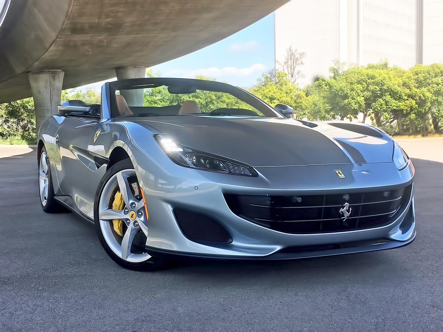 One Week With: 2018 Ferrari Portofino | CarsRadars