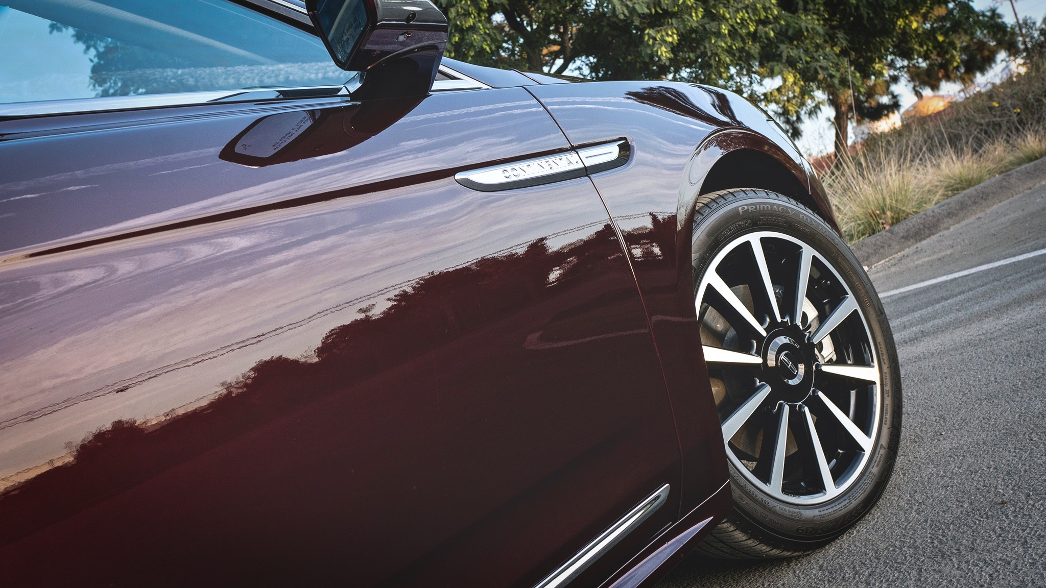 Five Marvelous Things About The 2018 Lincoln Continental Reserve