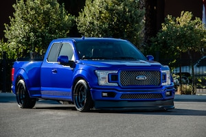 2018SEMA ZBSouthernGround FordF 150 2