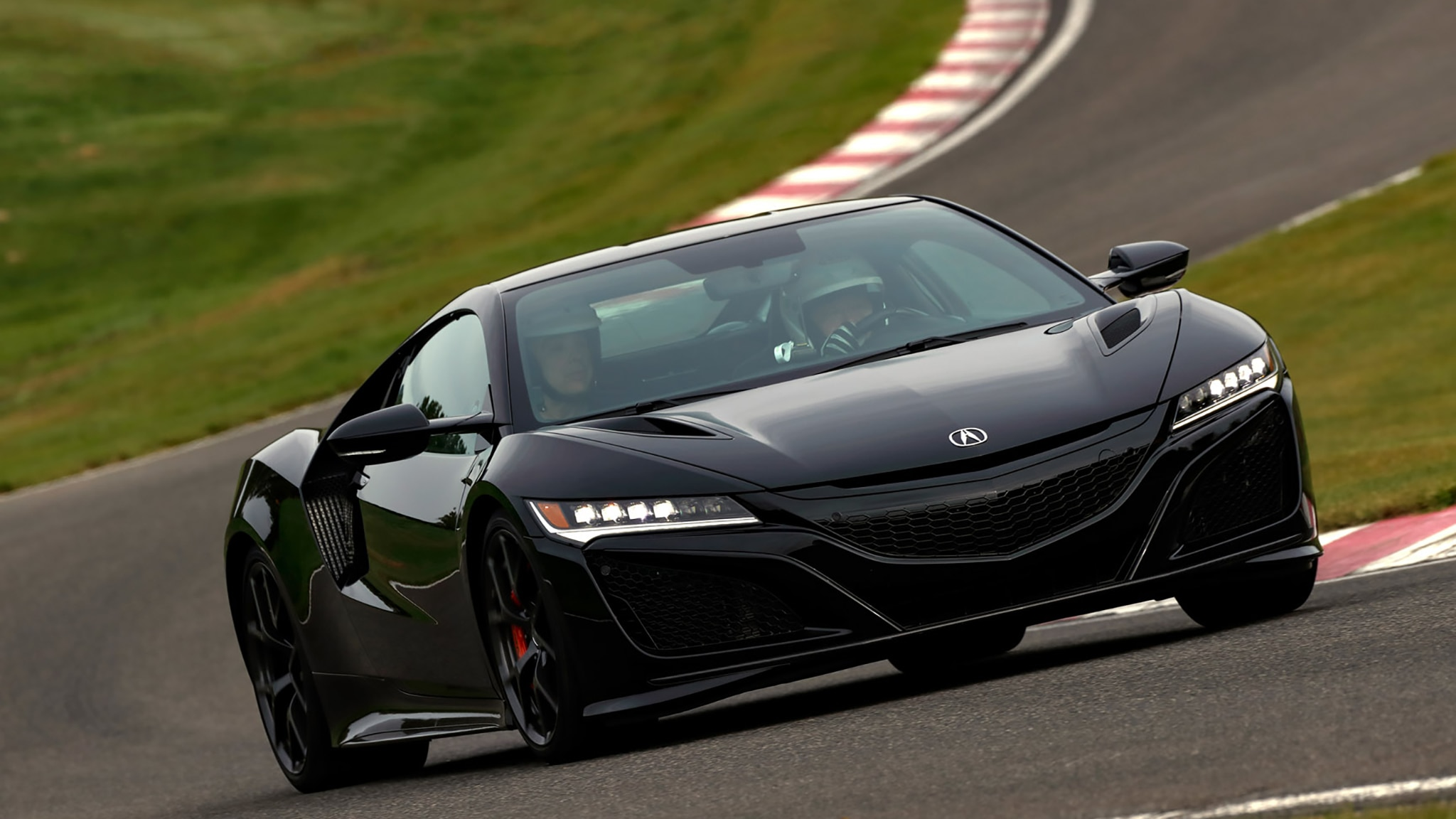 2019 Acura NSX First Drive Review Automobile Magazine ...