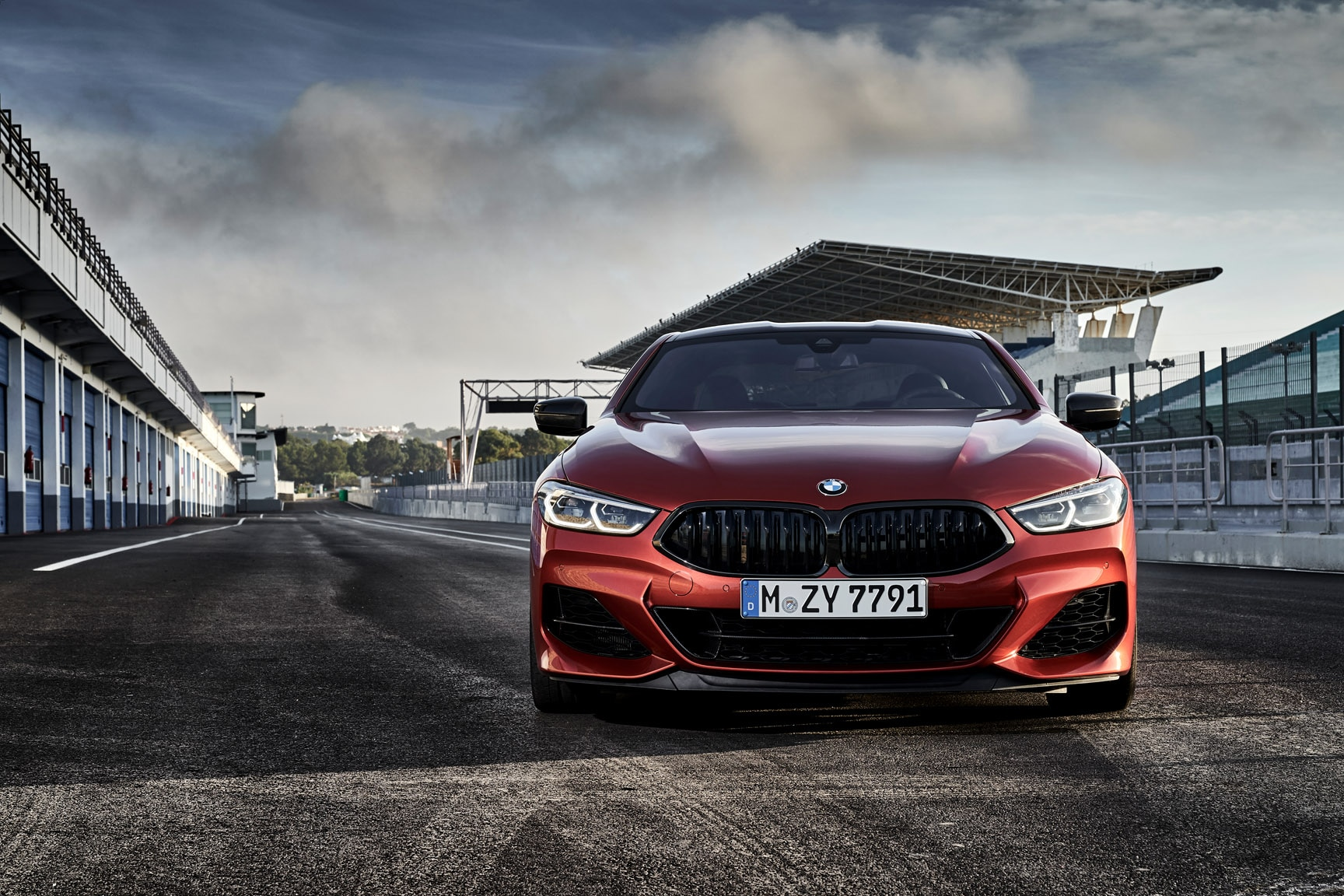 2019 Bmw M850i Xdrive First Review Automobile Magazine