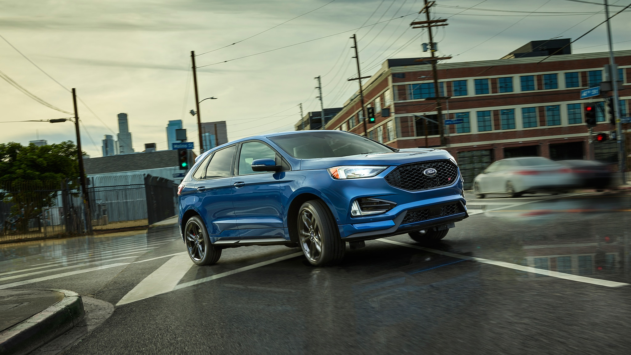 2018 Ford Edge Sport: Styling, Performance, Price >> 2019 Ford Edge ST First Drive Automobile Magazine