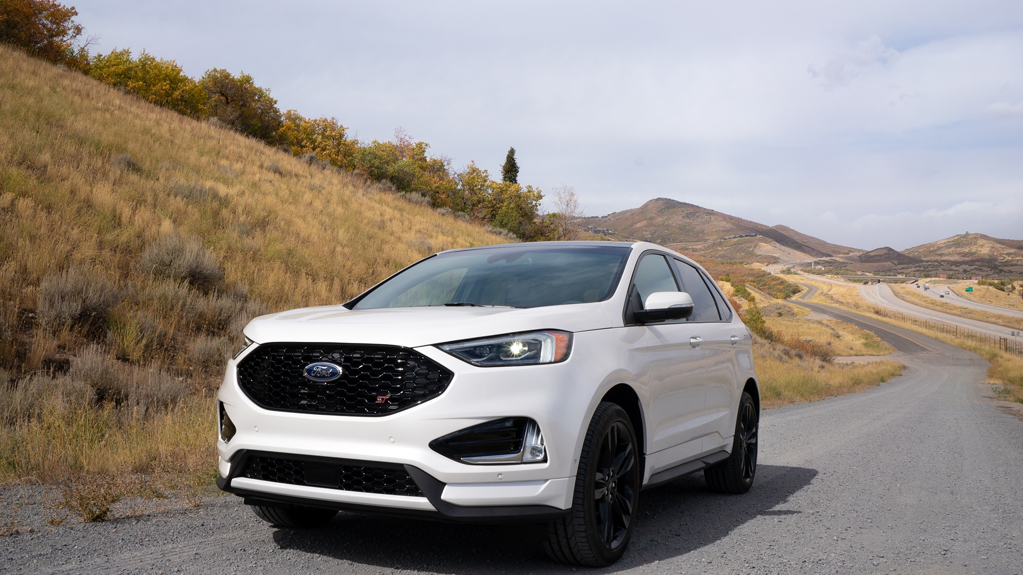 2019 Ford Edge ST First Drive Automobile Magazine
