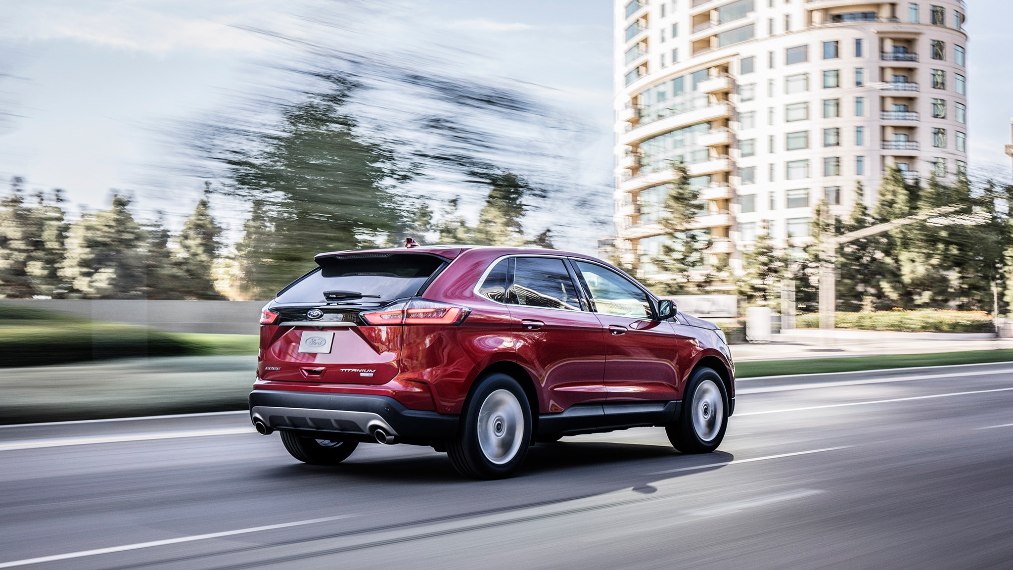 Ford Edge Specifications