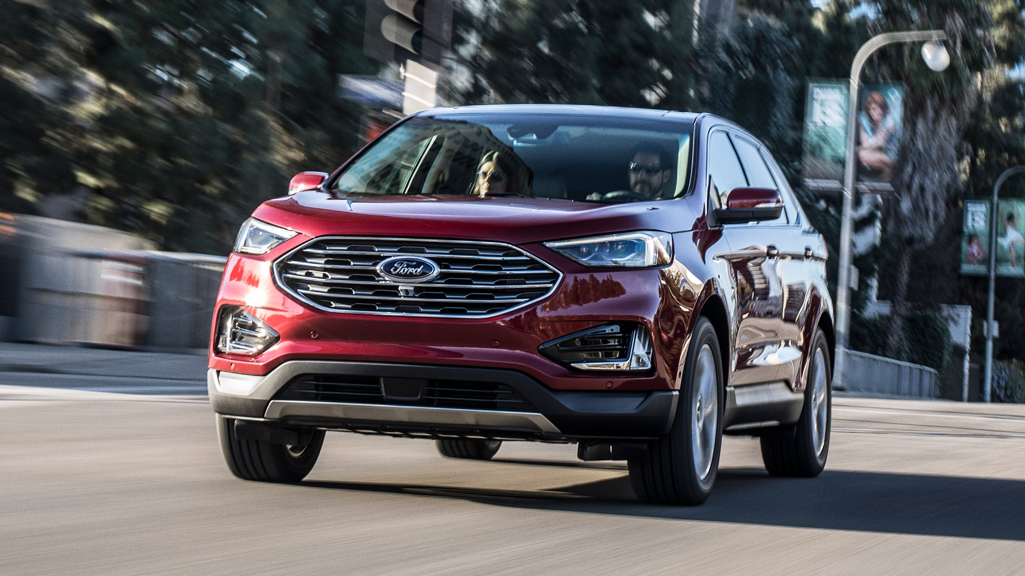 2019 Ford Edge First Drive Automobile Magazine