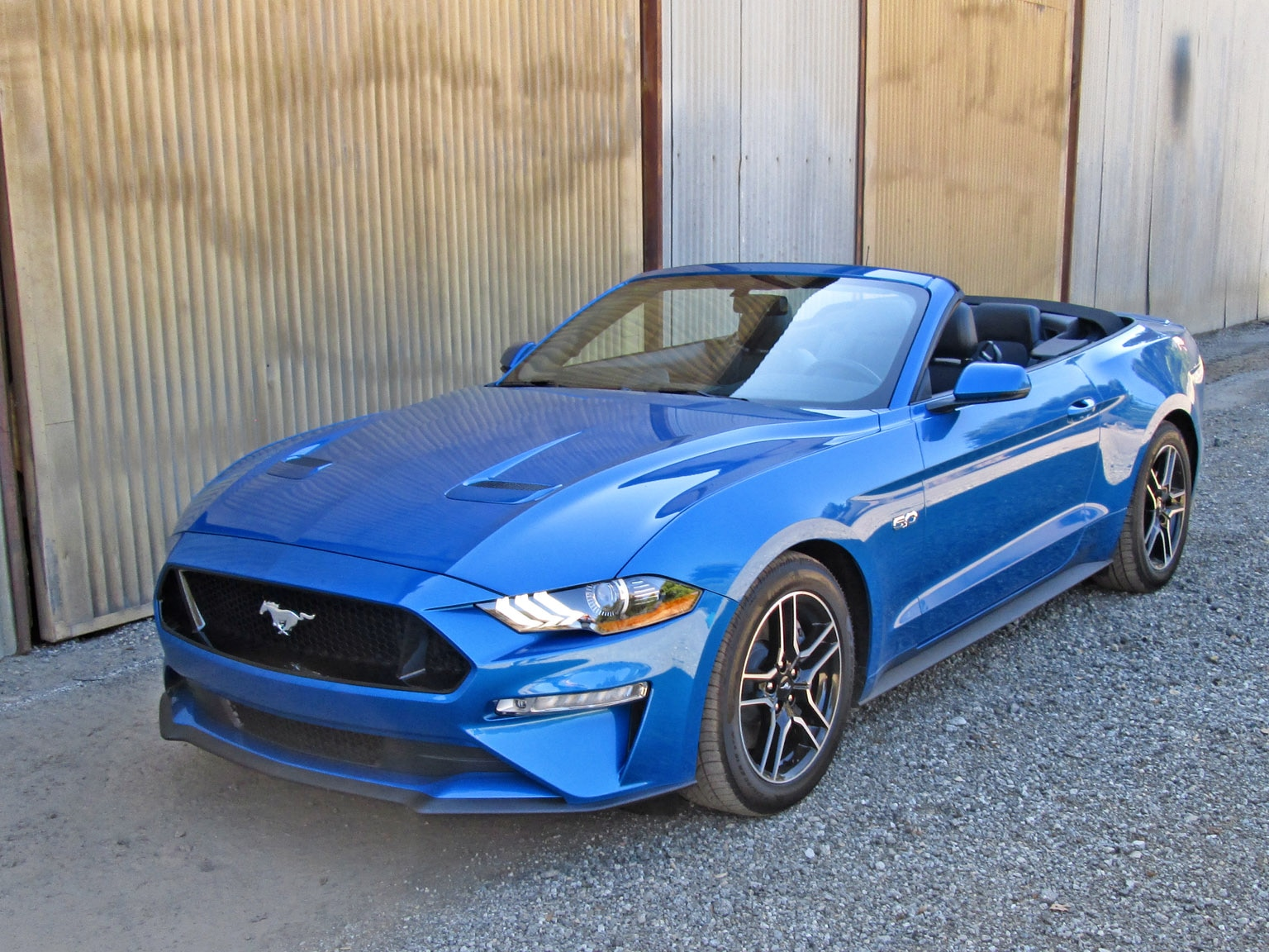 2019 ford mustang gt convertible premium specifications